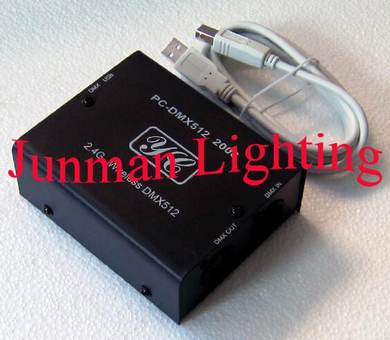 USB DMX512 Software Controller|DMX Light Controller