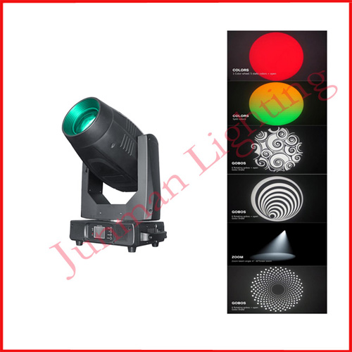 600W Led Profile Spot Wash 3 in 1 Moving Head