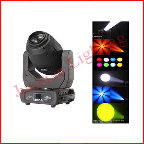 250W Led Beam Spot Wash 3 in 1 Moving Head Light