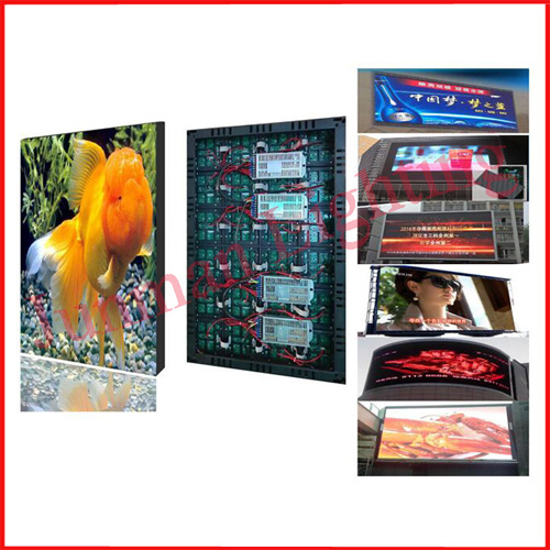 P10 Outdoor Fixed Led Screen Led Display