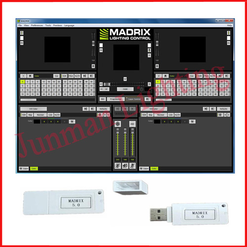 Madrix 5 DMX Light Controller